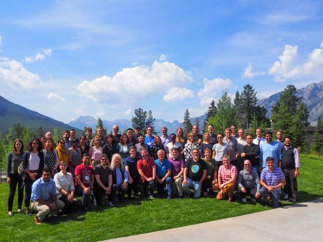 Participants at the 2019 International Summer School on Geoengineering Governance