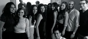 Armenian Law Students Association group