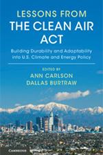 Ann Carlson: Lessons from the Clean Air Act