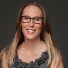 MLS Student Megan Perrin