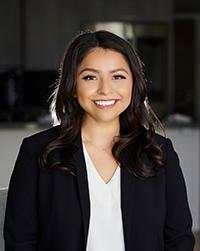 MLS Student Vanessa Duran
