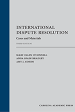 Book cover for International Dispute Resolution