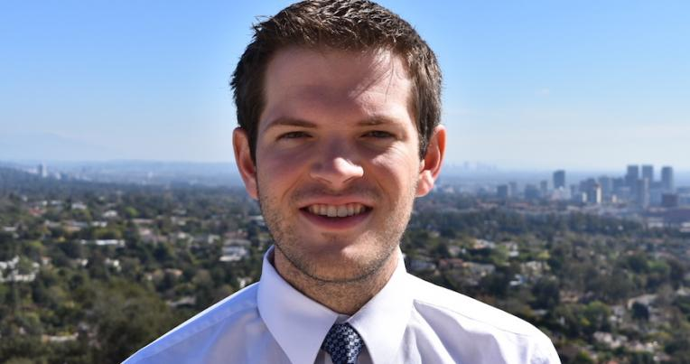 UCLA Law Alumnus Joshua Thomas '20