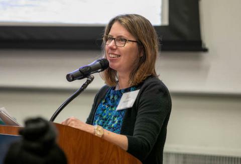 Emmett Institute Co-Executive Director Cara Horowitz
