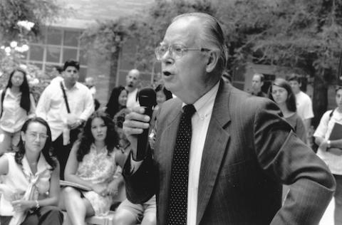 Cruz Reynoso at UCLA Law
