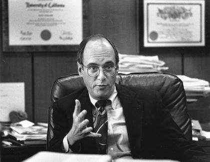 UCLA Law alumnus Rand Schrader