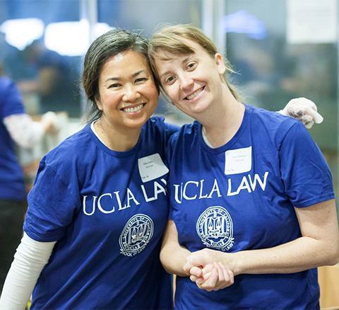 UCLA School of Law's Public Service Challenge