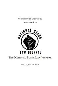 National Black Law Journal