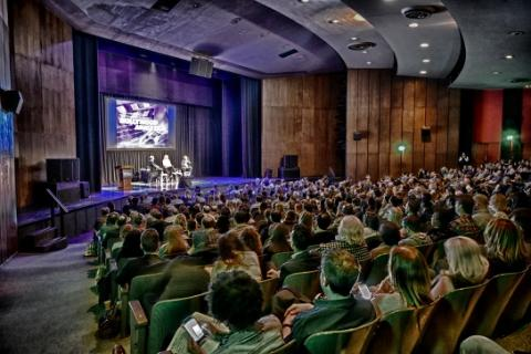 Leading industry insiders convened at the 2019 UCLA Entertainment Symposium, a signature event of UCLA Law, ranked as the top entertainment law school for six consecutive years.