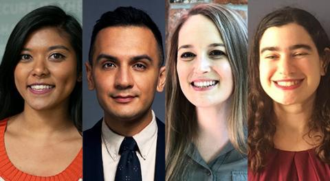 Rekha Arulanantham, Emmanuel Mauleon, Natalie Petrucci and Sarah Rogozen.