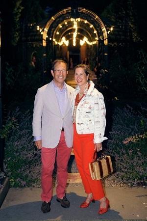 William Kahane '74 and Elizabeth Kahane
