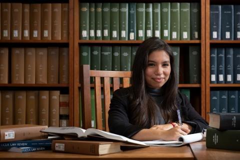 Maria Nava Gutierrez '20